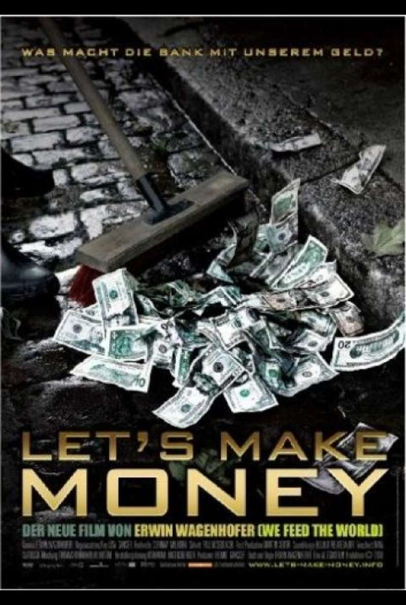 Let's Make Money - DVD-Cover