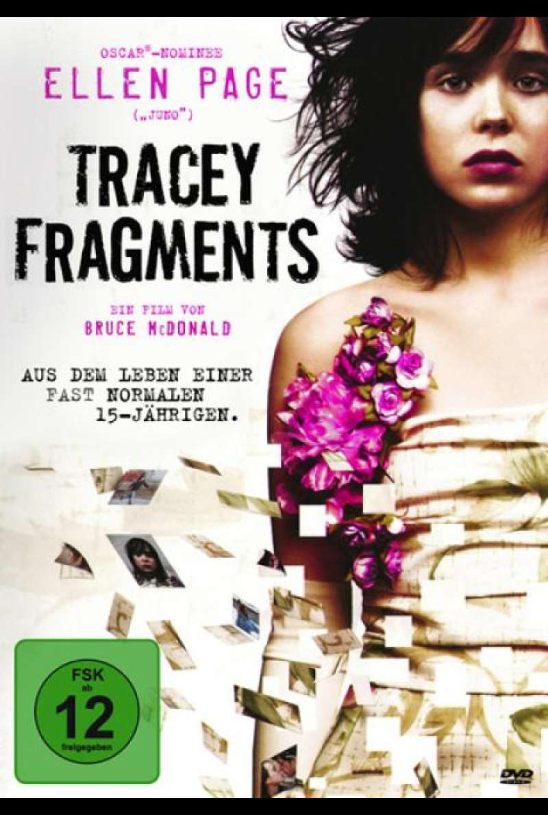 Tracey Fragments - DVD-Cover