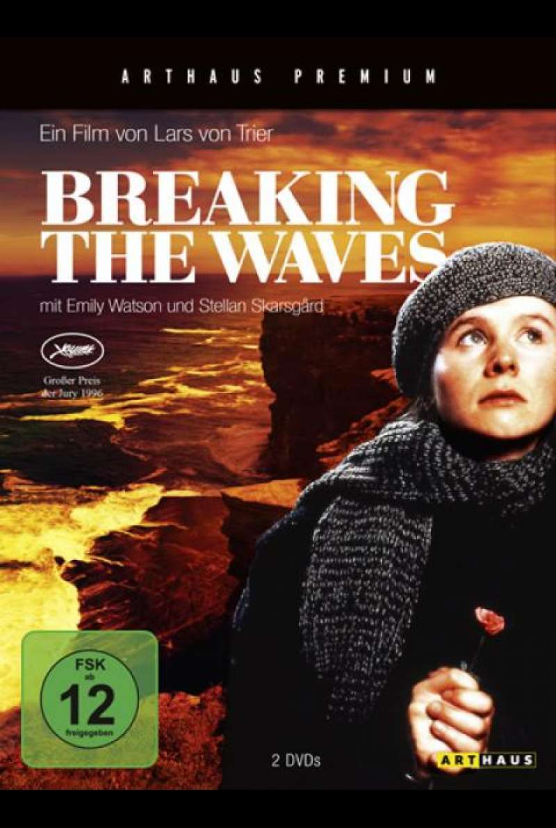 Breaking the Waves - DVD-Cover