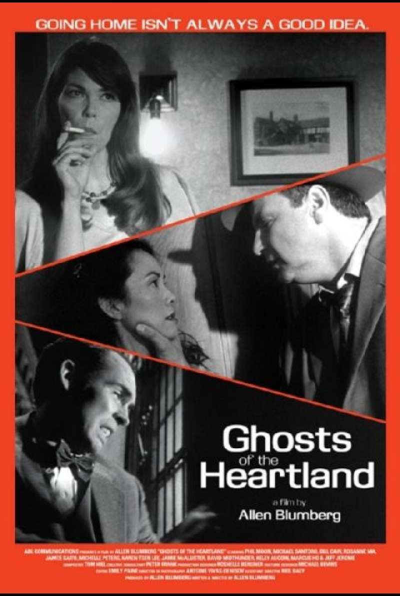 Ghosts Of The Heartland - Plakat