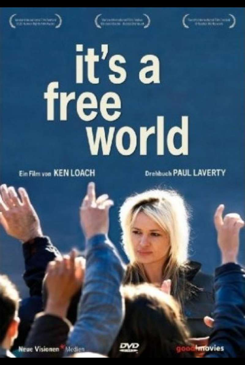 It's A Free World - DVD-Cover