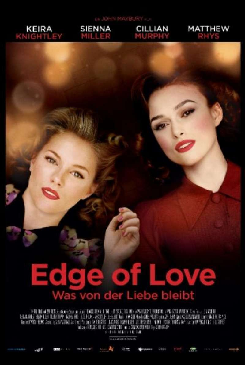The Edge of Love - Filmplakat