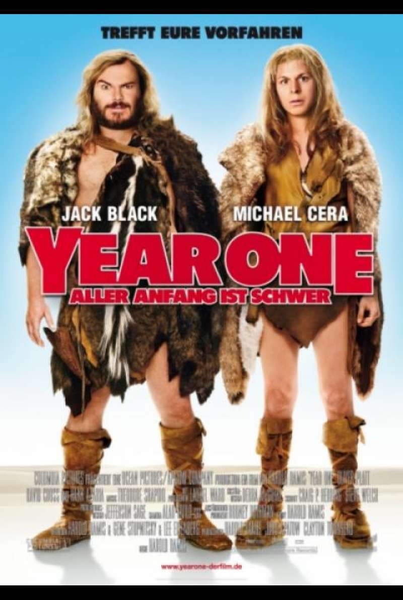 Year One - Filmplakat