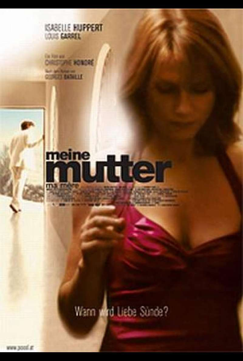 Ma mère - Meine Mutter - DVD-Cover