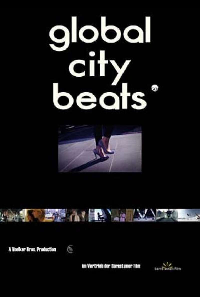 Global City Beats - Filmplakat