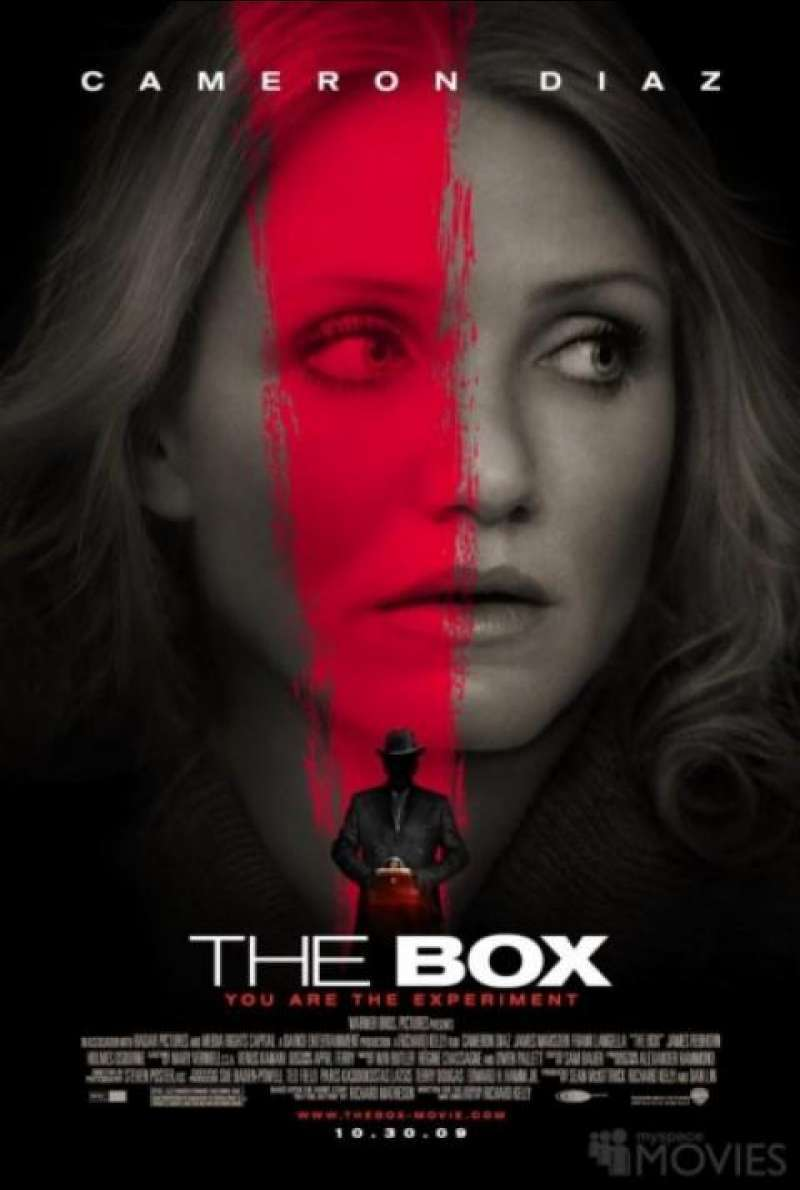 The Box - Filmplakat
