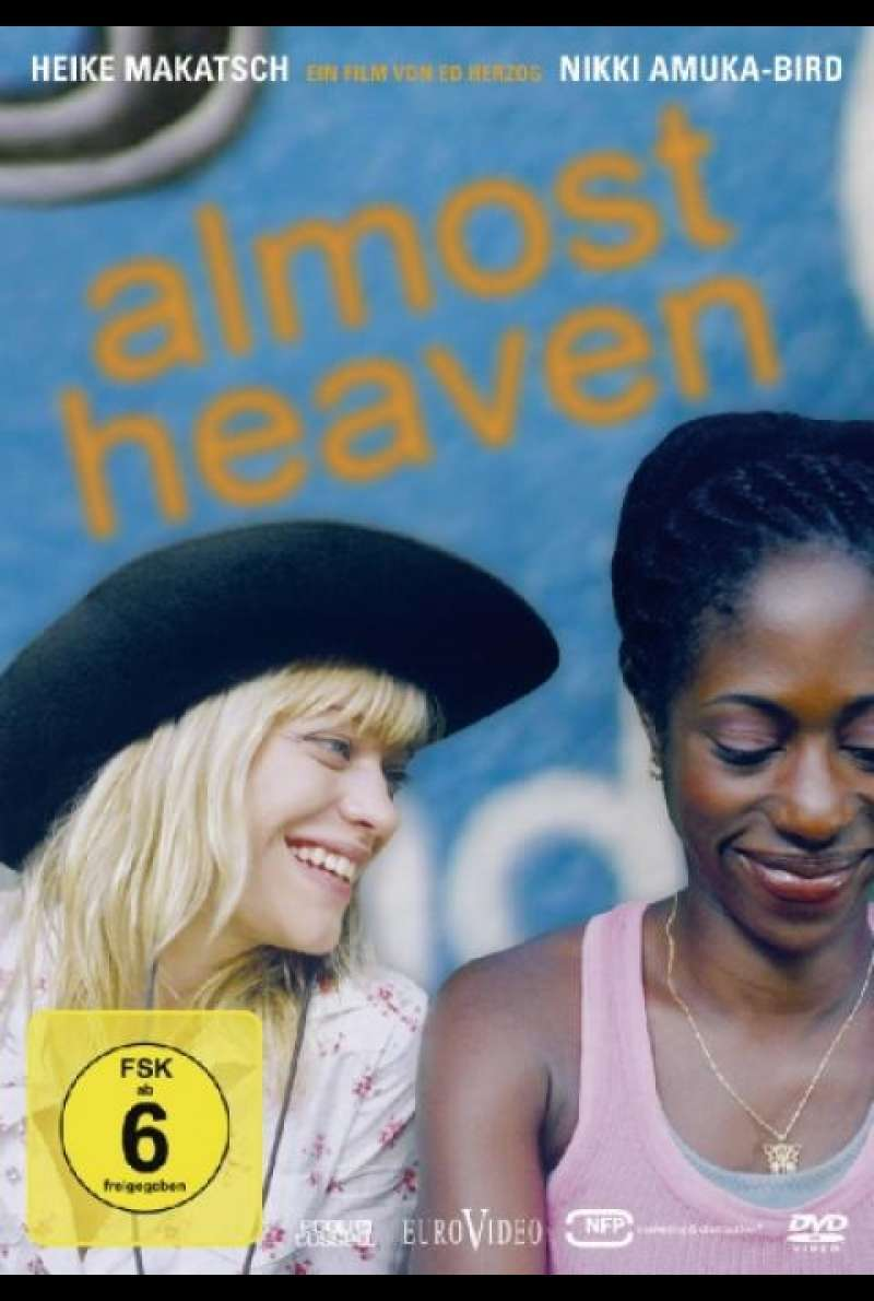 Almost Heaven - DVD-Cover