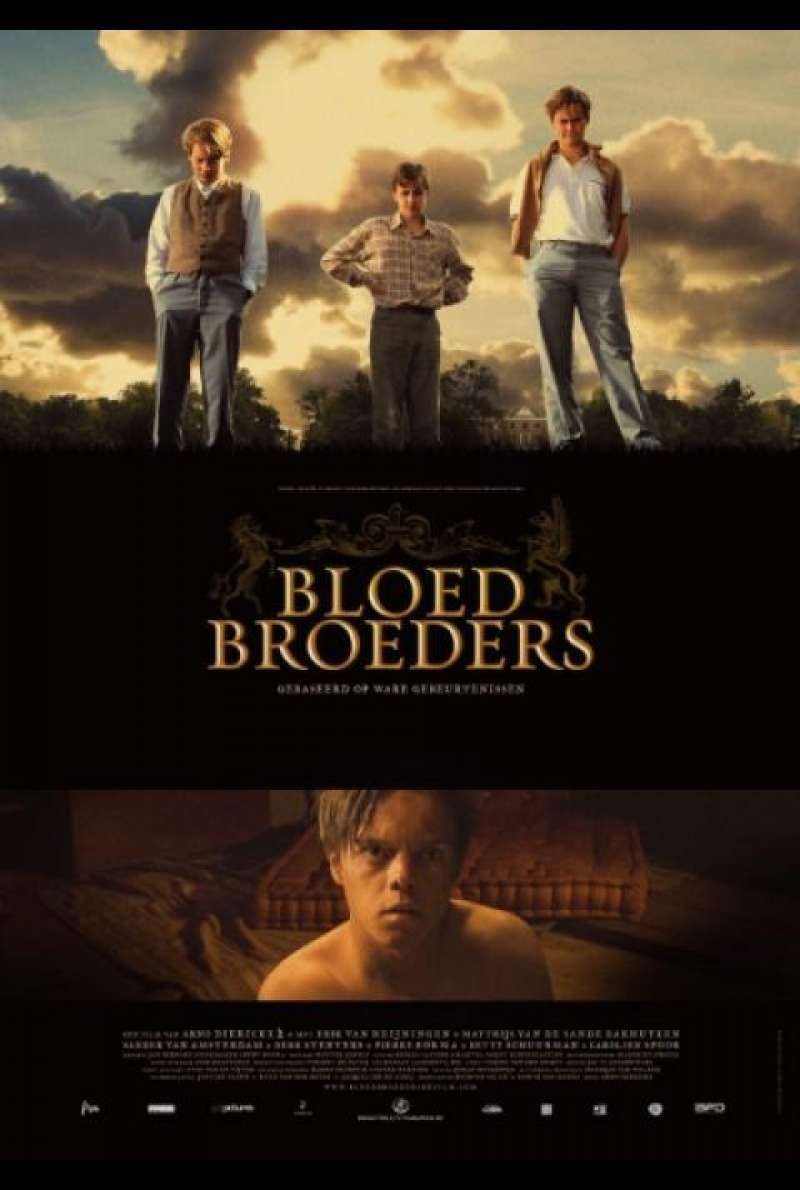 Blood Brothers - Filmplakat