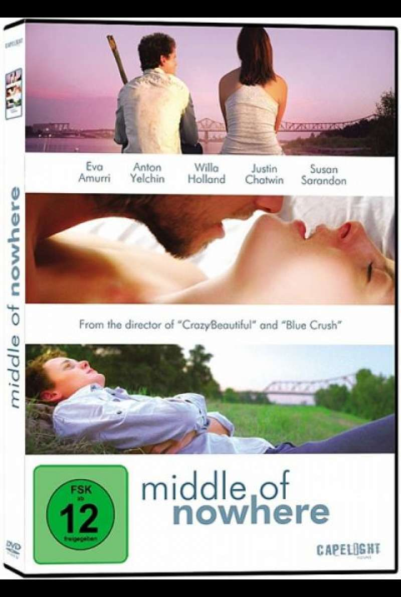 Middle of Nowhere - DVD-Cover