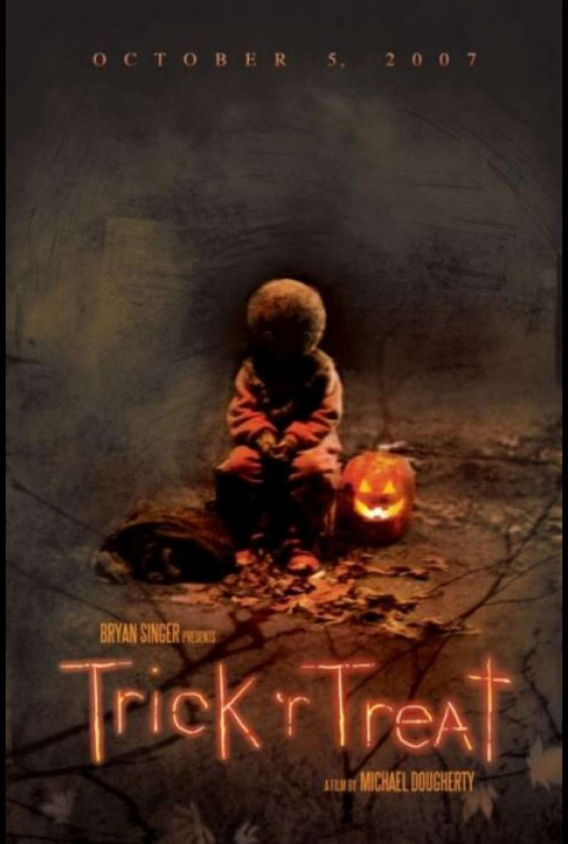 Trick 'r Treat - Filmplakat