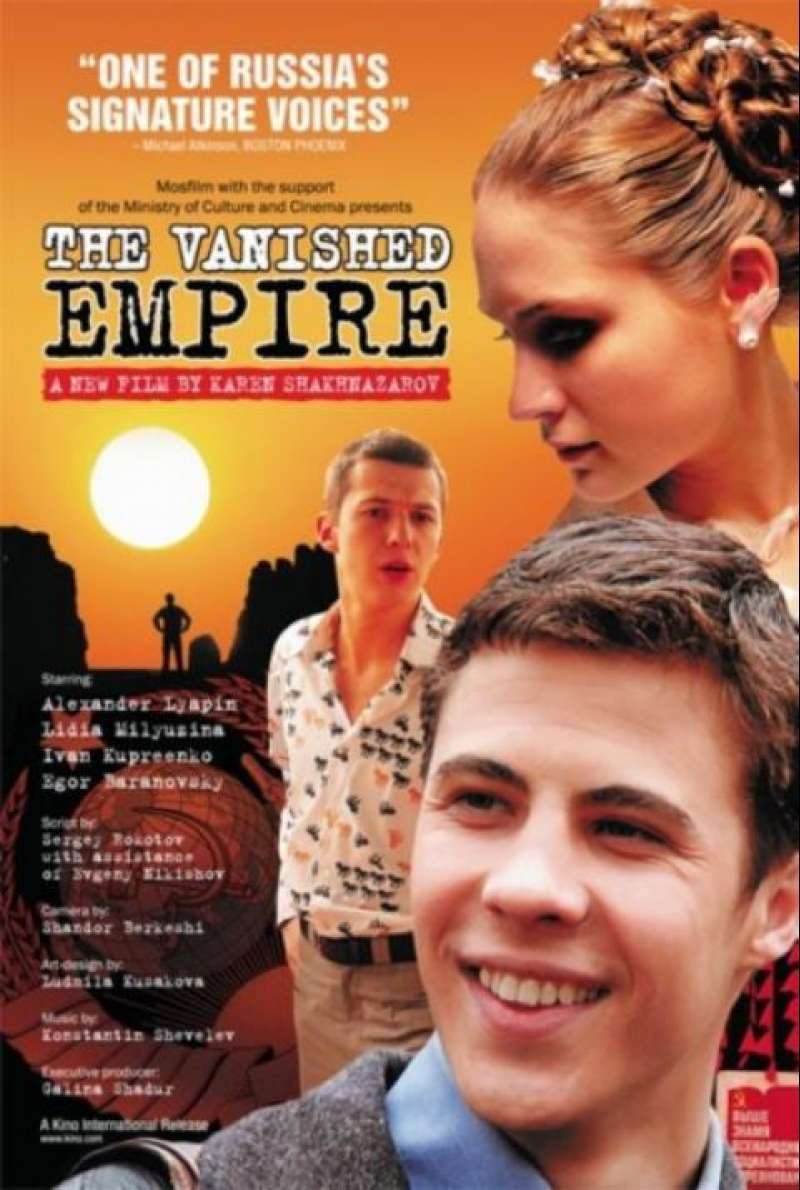 The Vanished Empire - Filmplakat