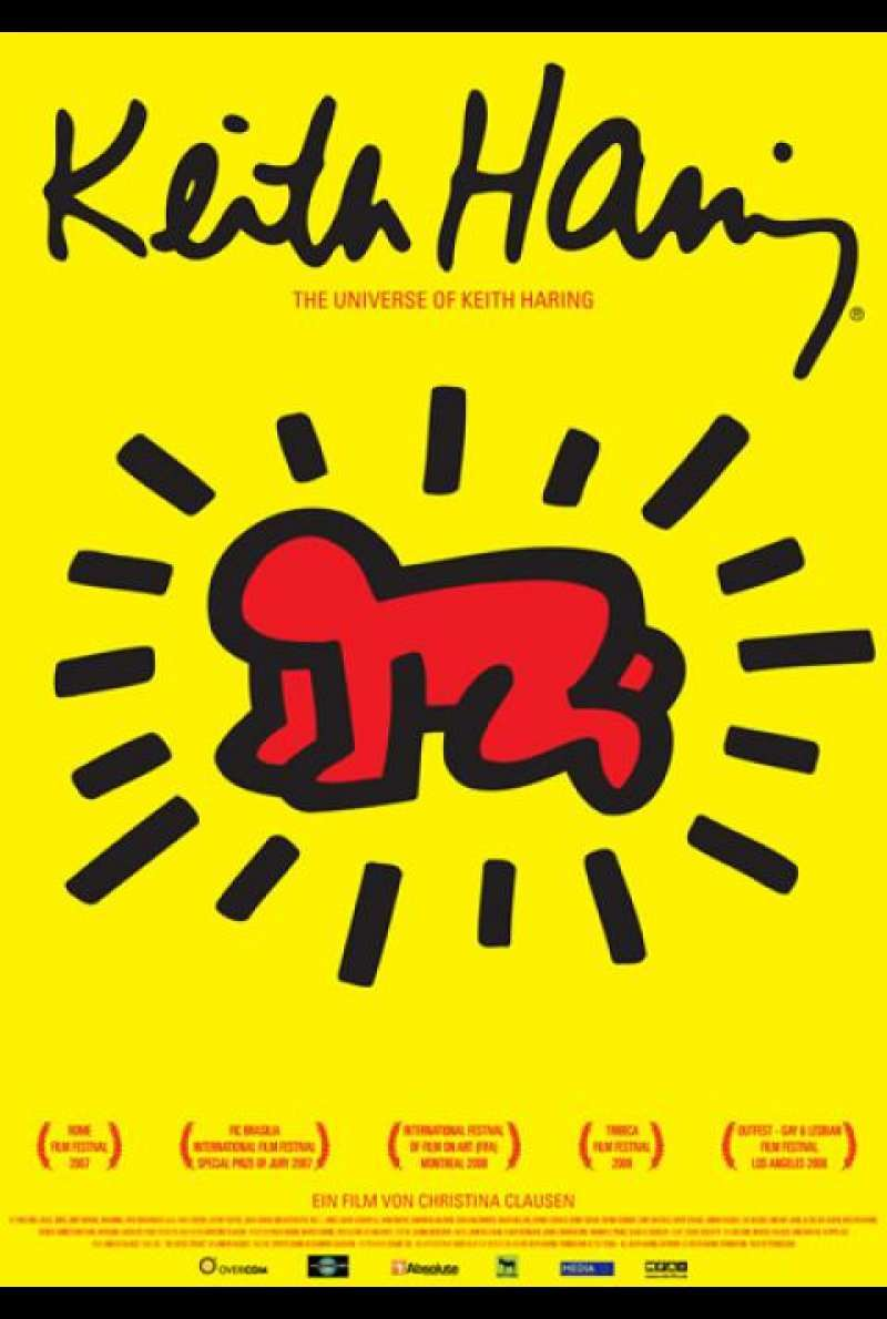 Keith Haring Film Trailer Kritik