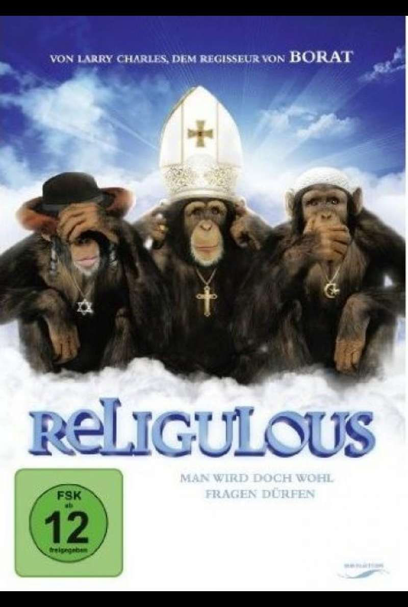 Religulous - DVD-Cover