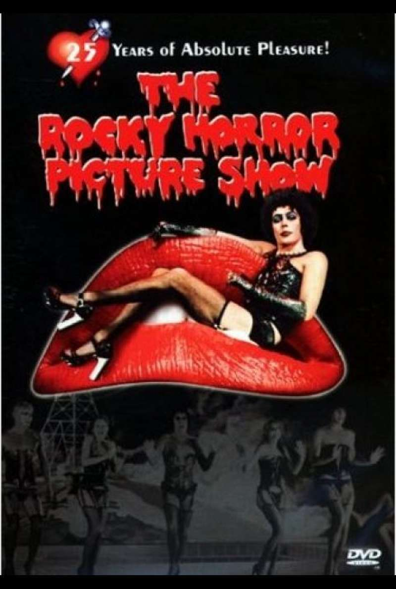 The Rocky Horror Picture Show - DVD-Cover