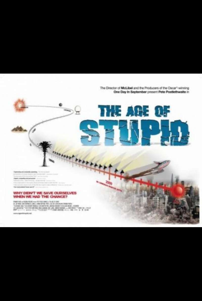 The Age Of Stupid - Filmplakat