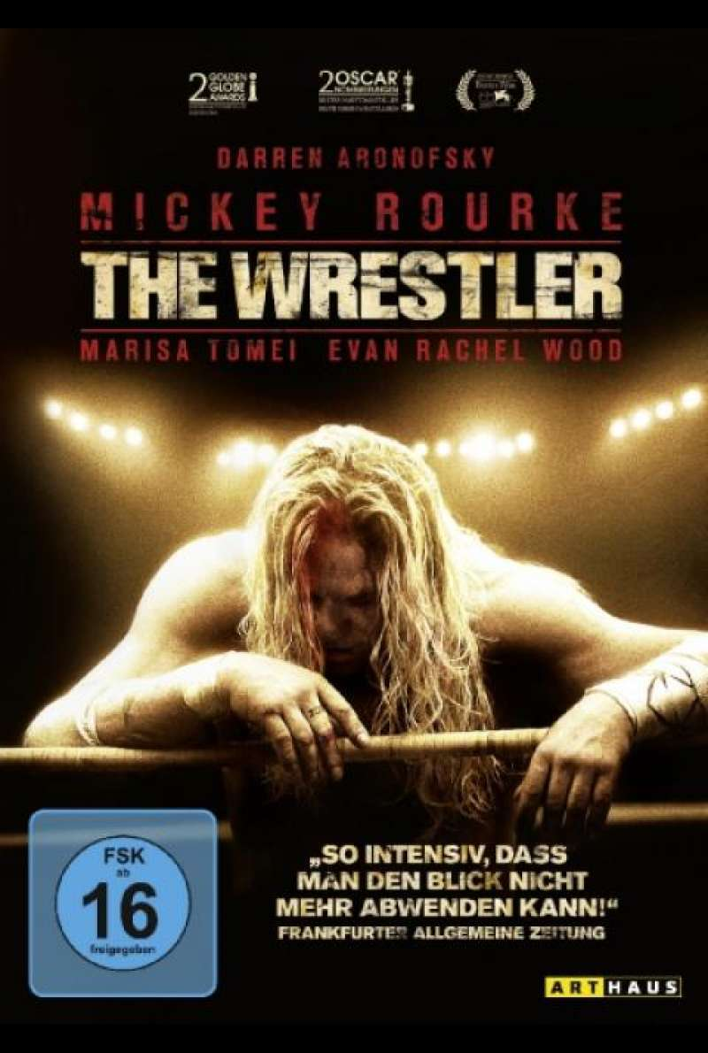 The Wrestler - DVD-Cover