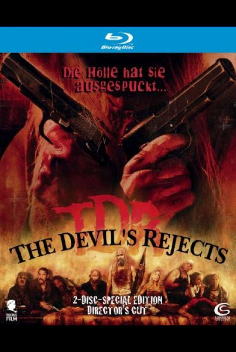 The Devil's Rejects - Blu-ray