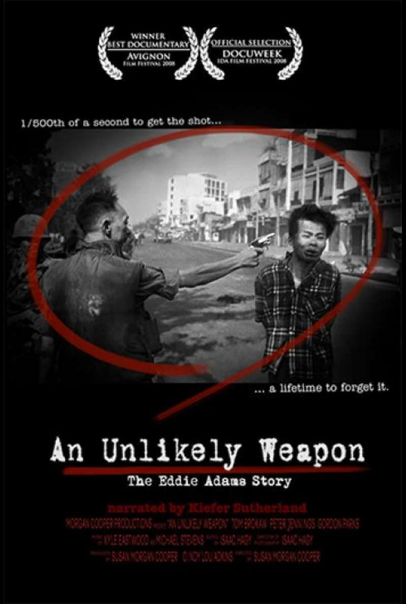 An Unlikely Weapon - Filmplakat