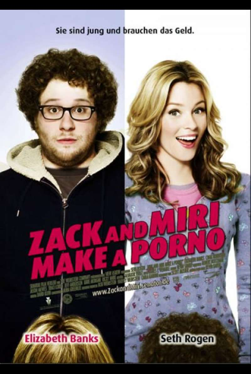 Zack and Miri Make a Porno - Filmplakat