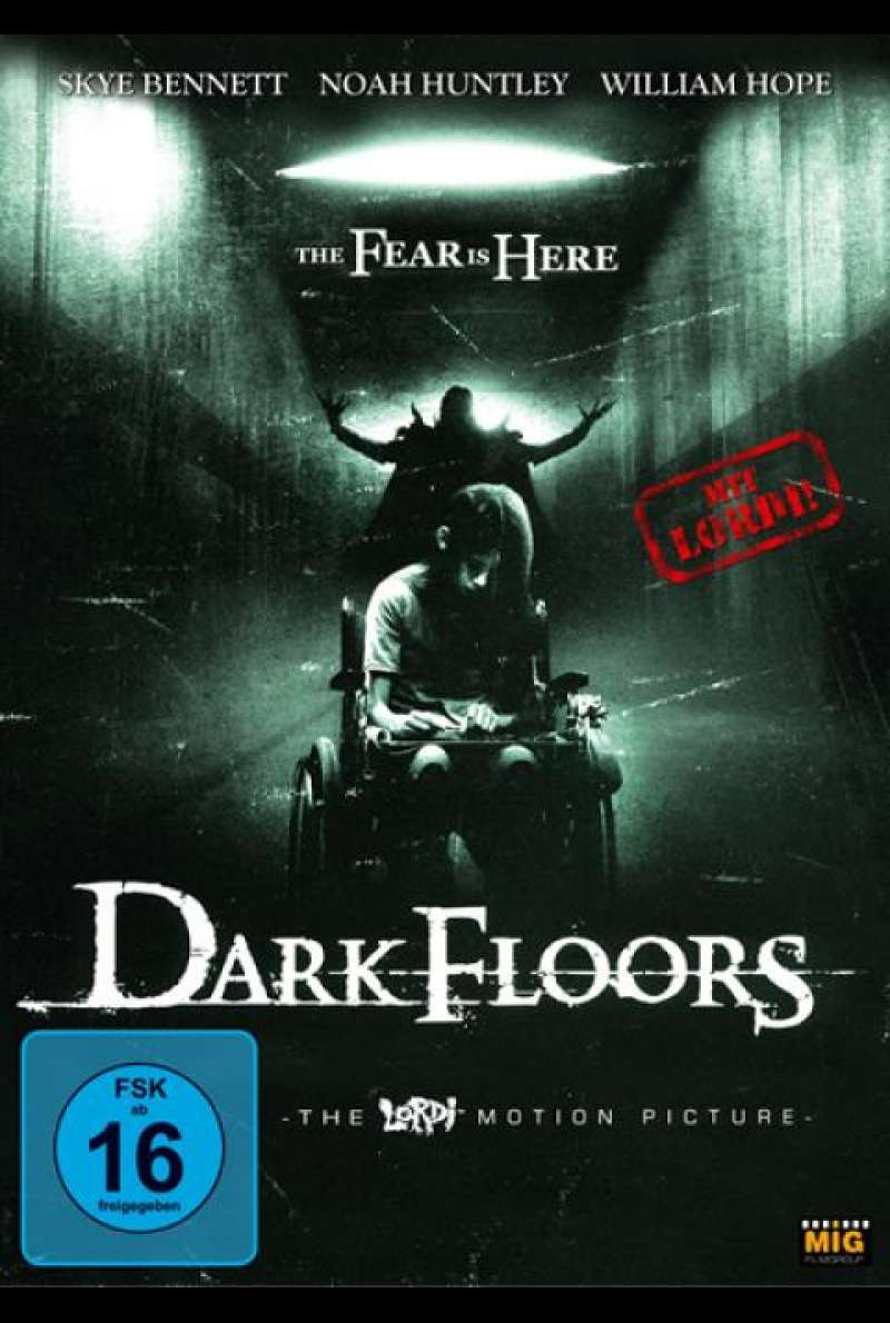 Dark Floors - DVD-Cover