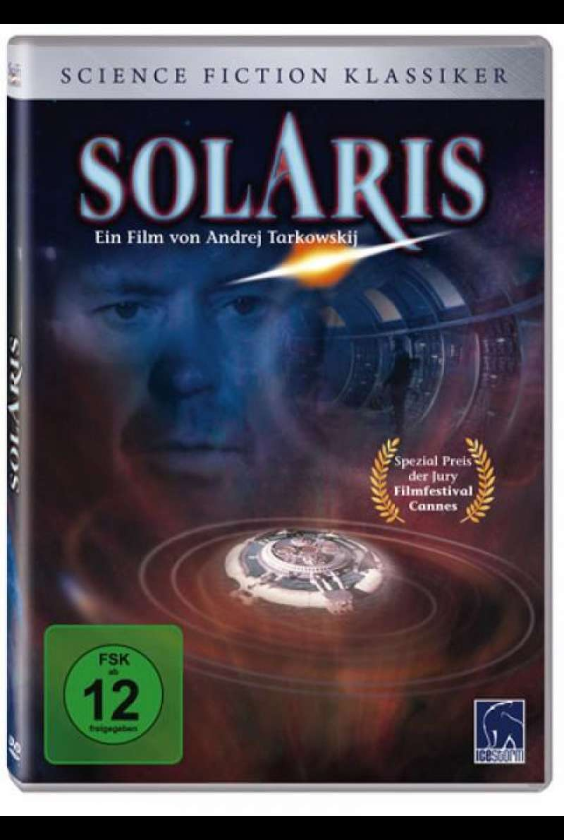 Solaris - DVD-Cover