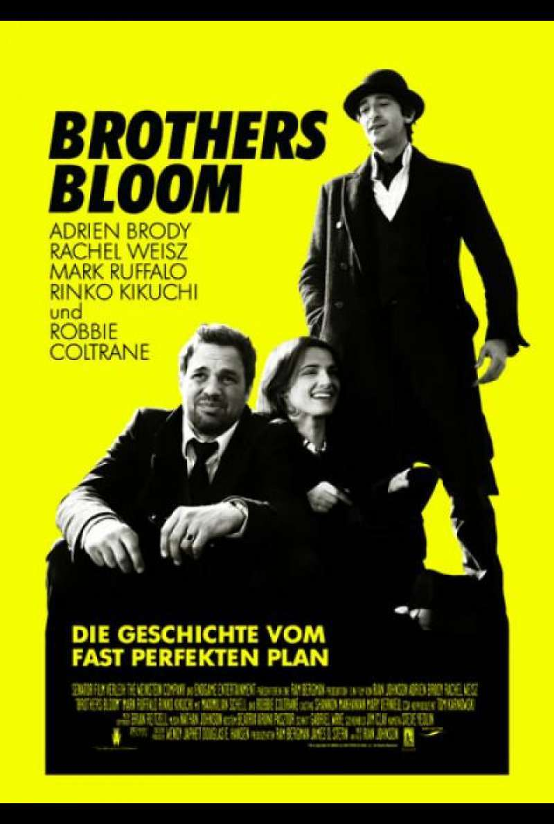 Brothers Bloom - Filmplakat