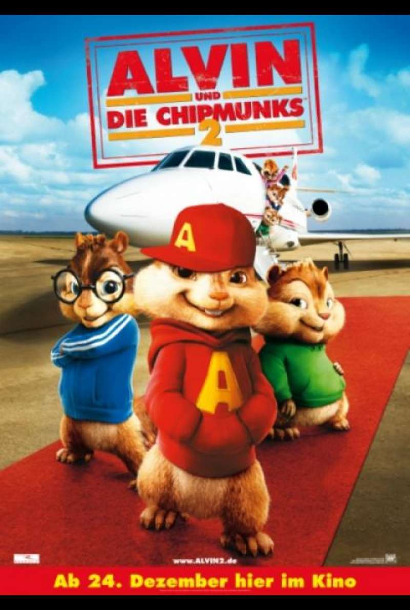 Alvin Und Die Chipmunks 2 Film Trailer Kritik