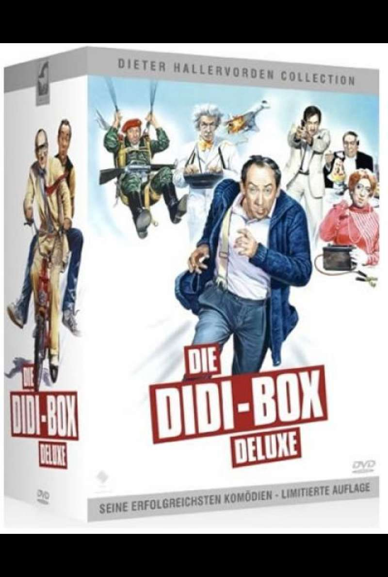 Die Didi Box - DVD-Cover