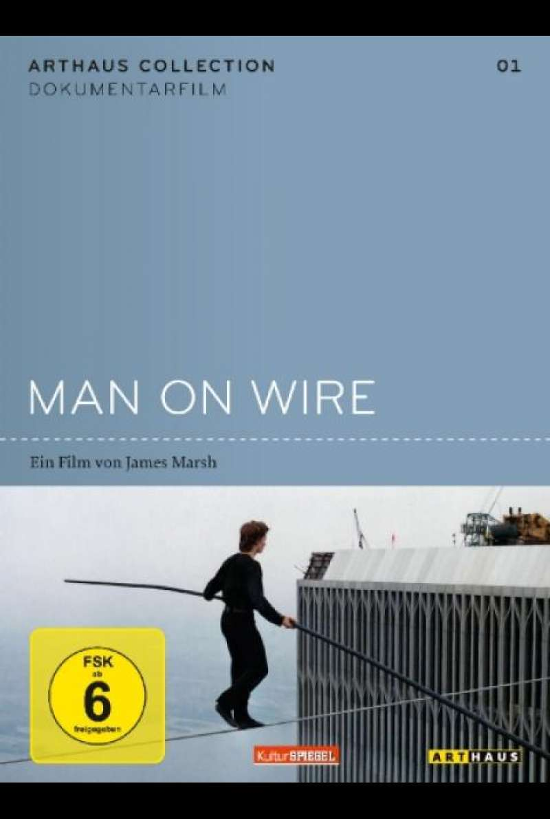 Man on Wire - DVD-Cover (AHC)