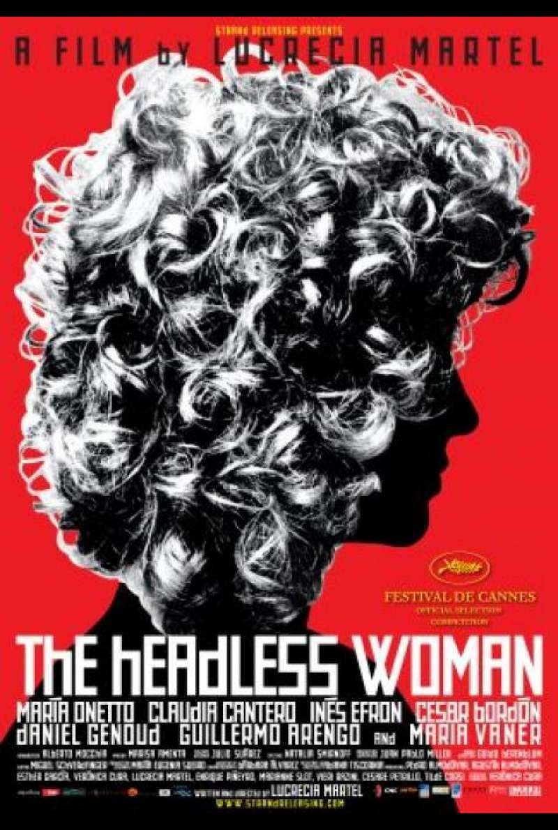The Headless Woman - Plakat
