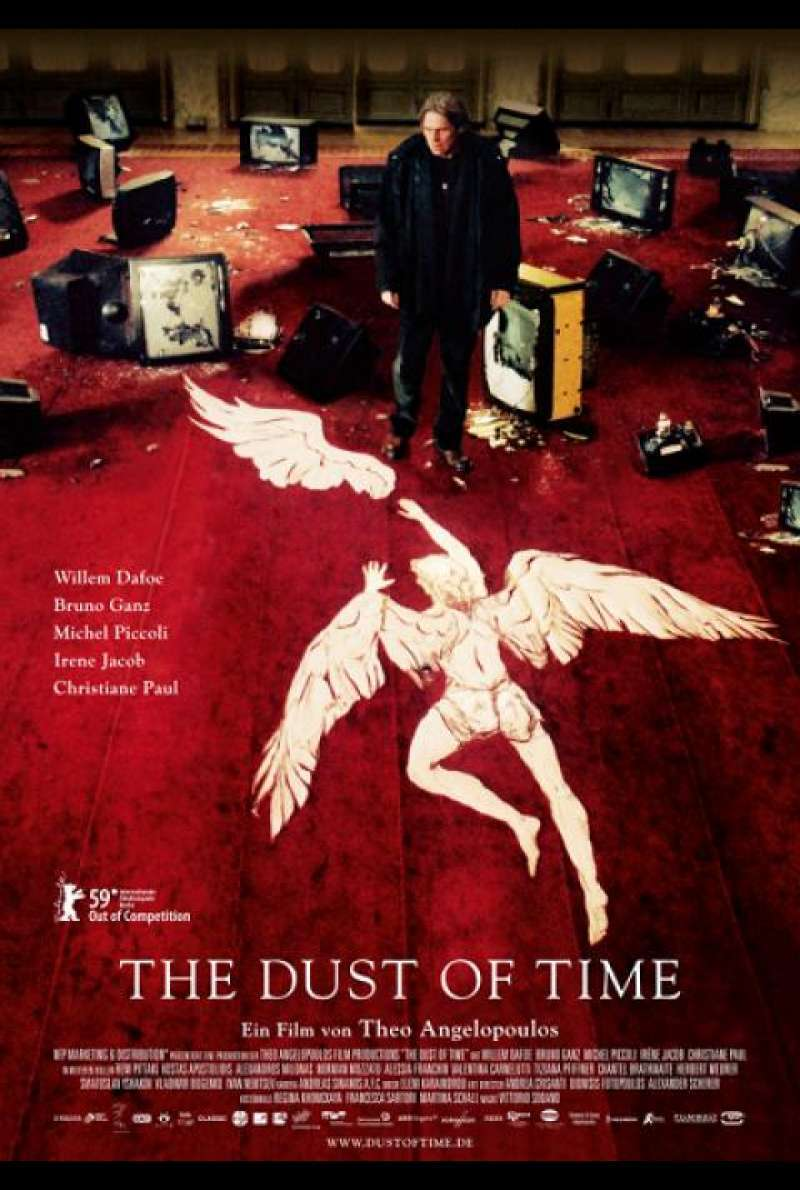 The Dust of Time - Filmplakat