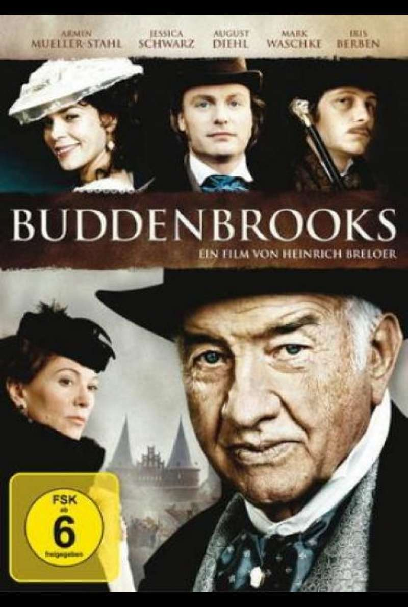 Buddenbrooks - DVD-Cover