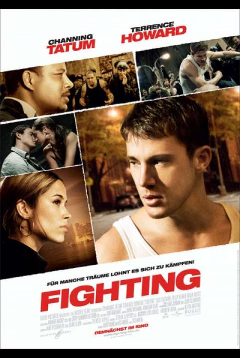 Fighting - Filmplakat