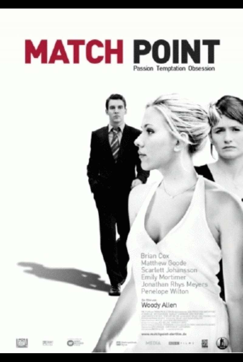 Match Point - Filmplakat
