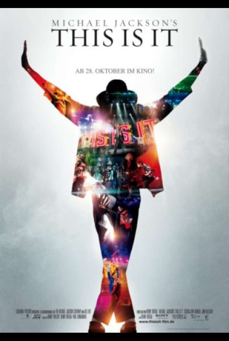 This Is It - Filmplakat