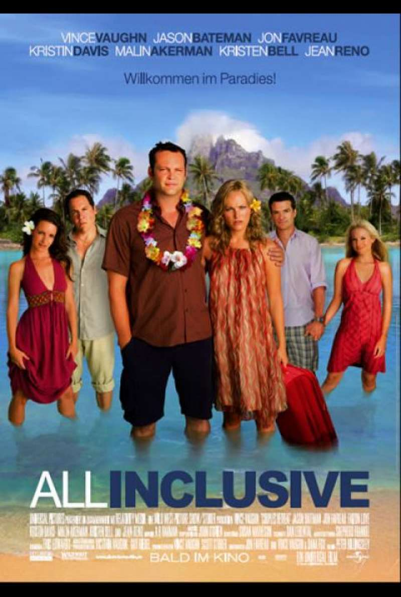 All Inclusive - Filmplakat