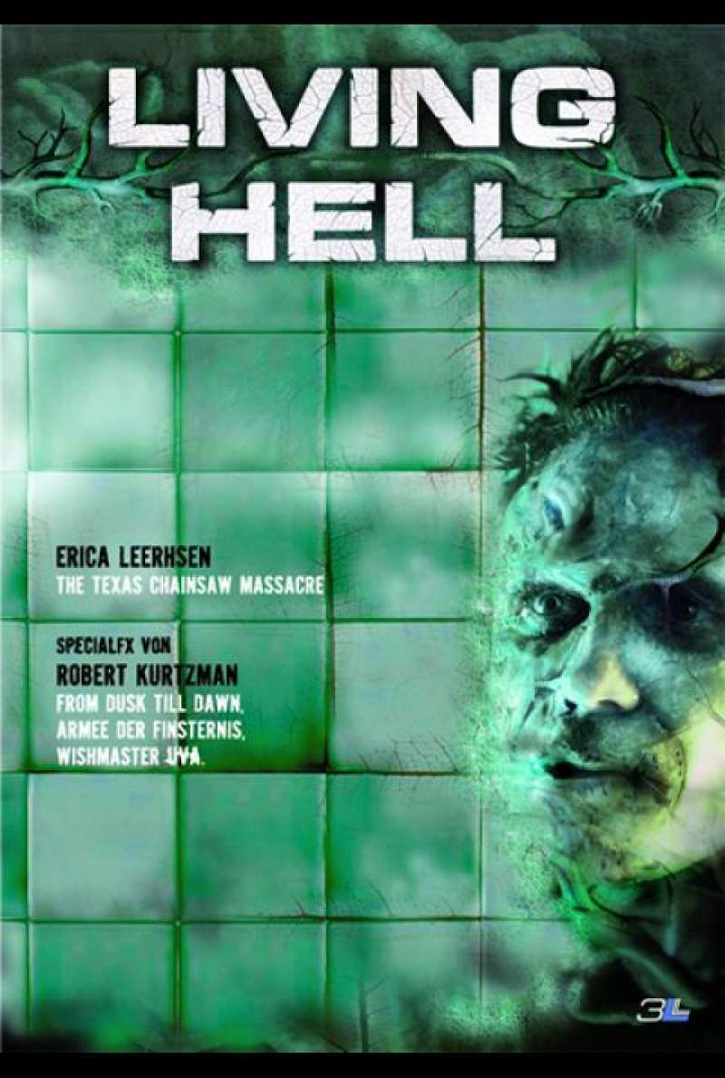 Living Hell - DVD-Cover