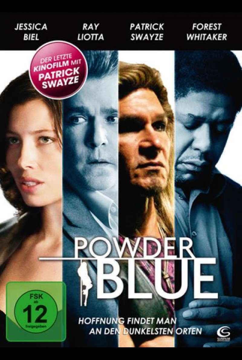 Powder Blue - DVD-Cover