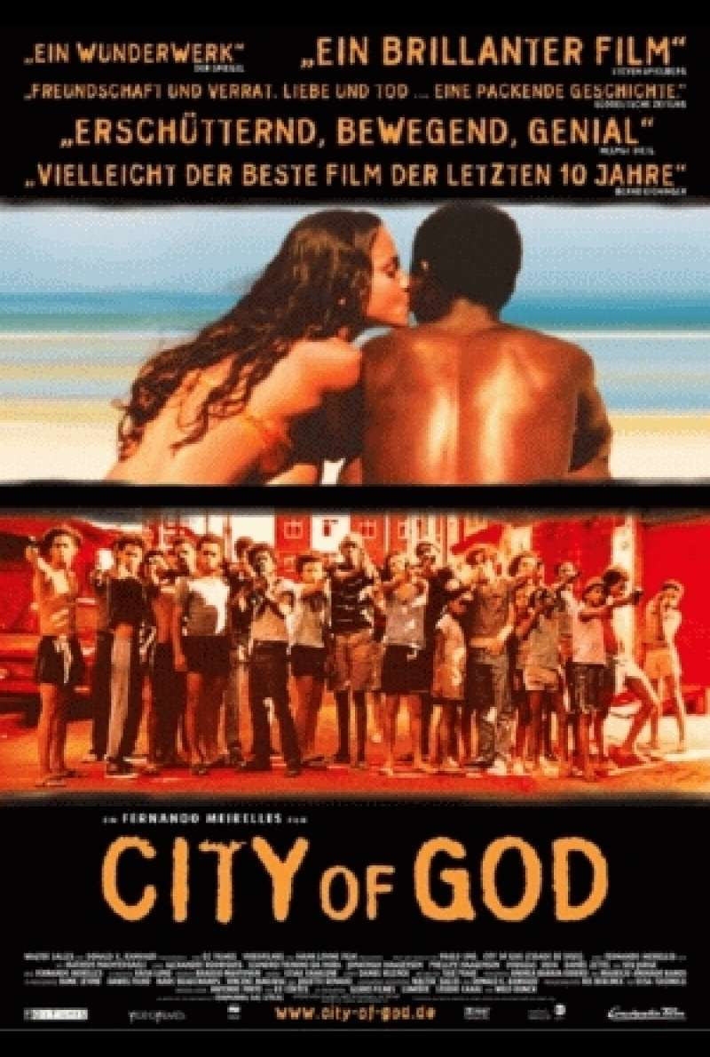 City Of God - Filmplakat