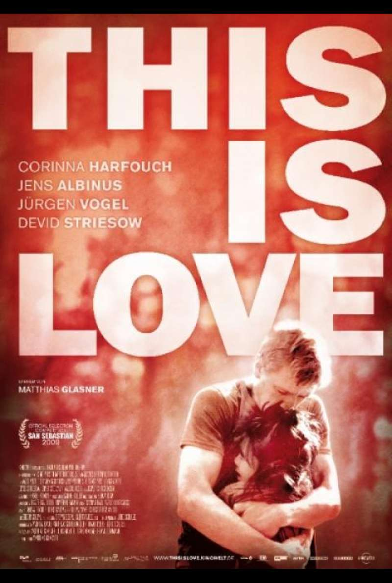 This is Love - Filmplakat