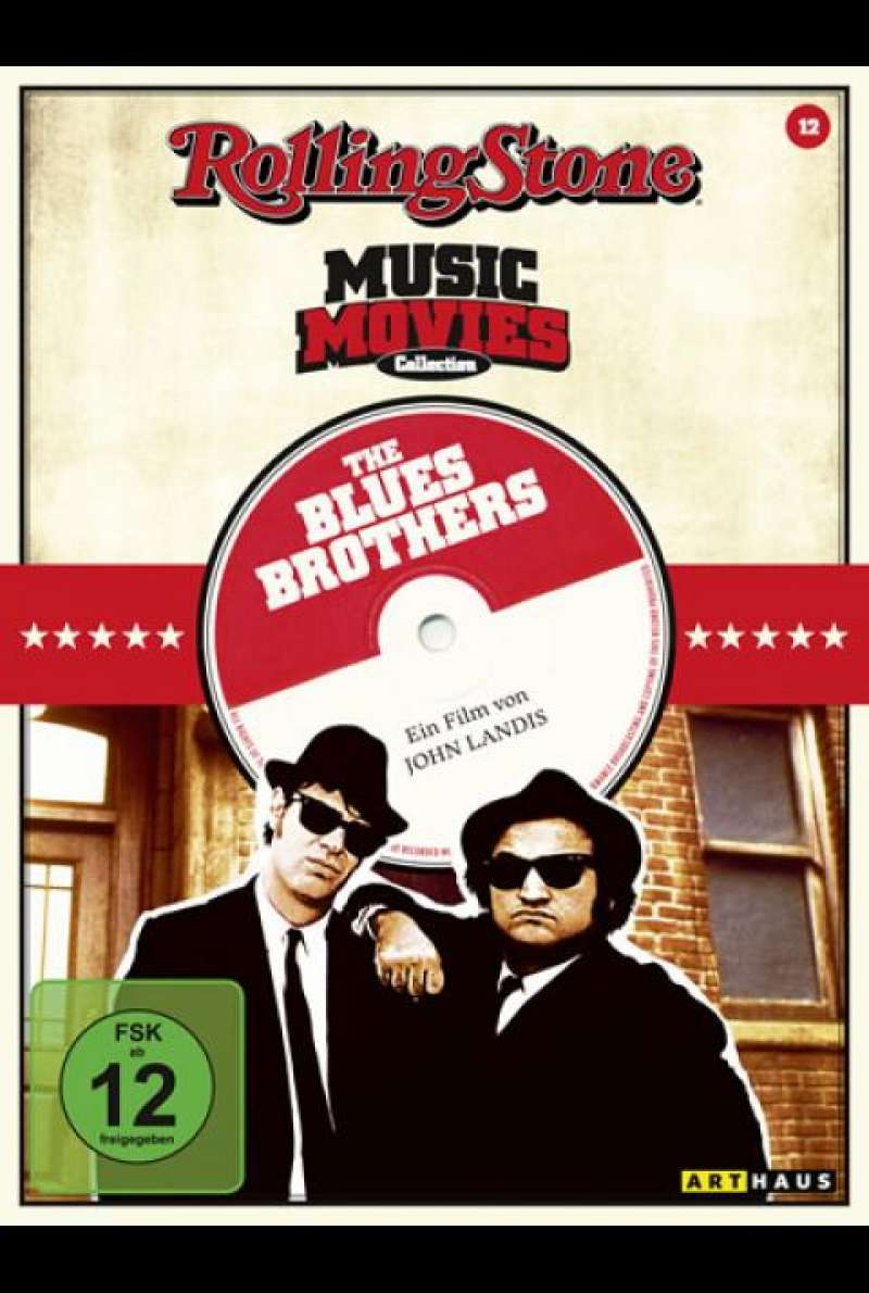 The Blues Brothers - DVD-Cover
