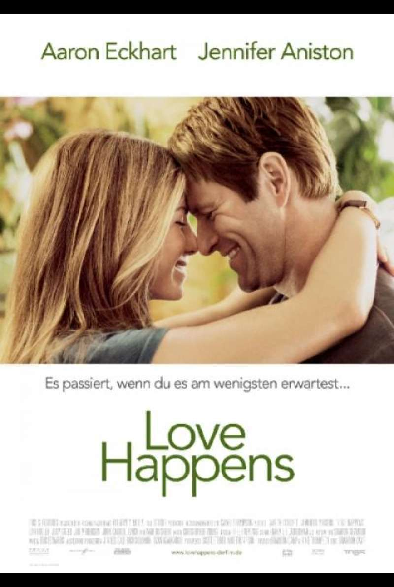 Love Happens - Filmplakat