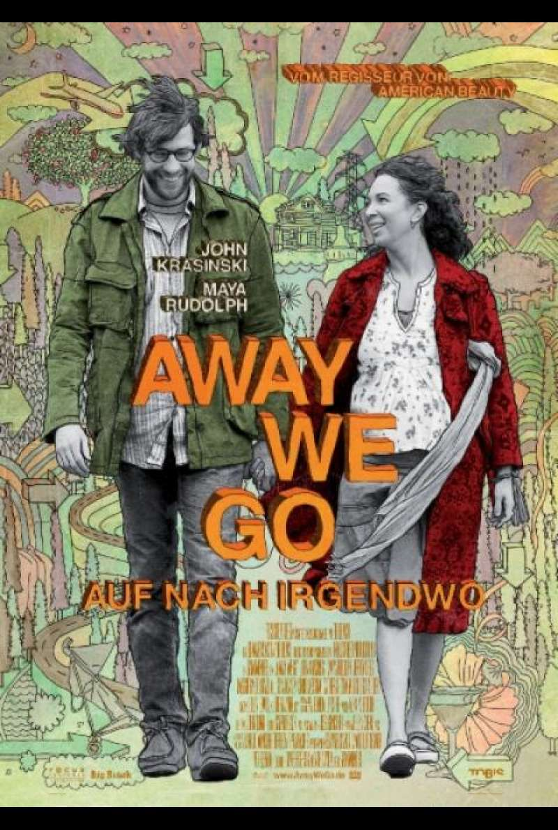 Away We Go - Filmplakat