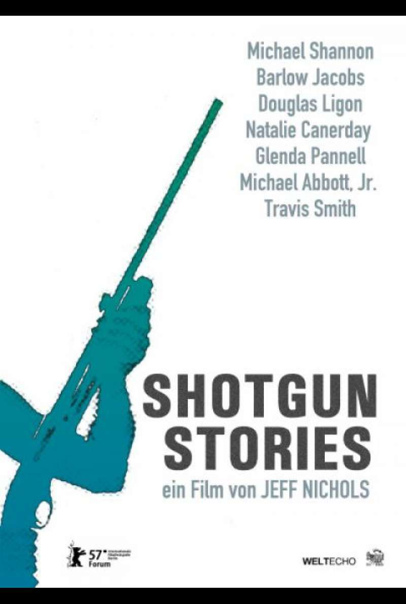 Shotgun Stories - Filmplakat