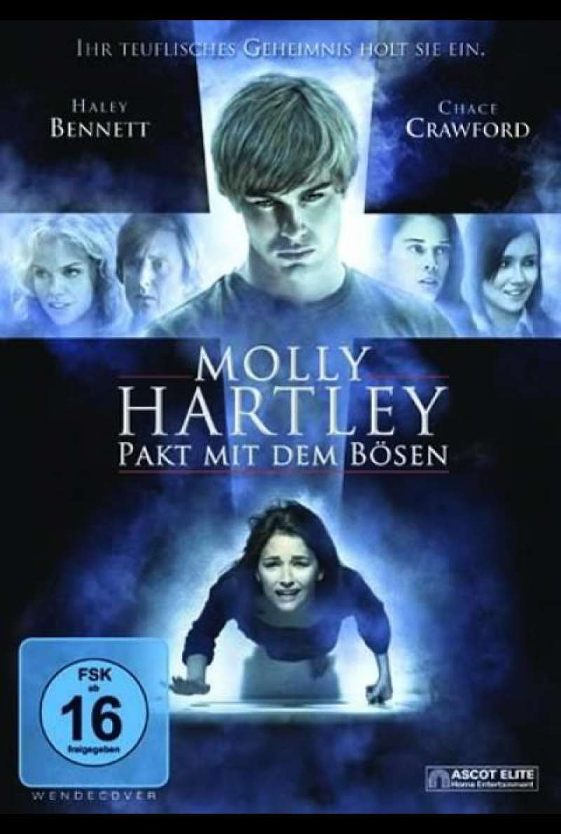 Molly Hartley - Pakt mit dem Bösen - DVD-Cover