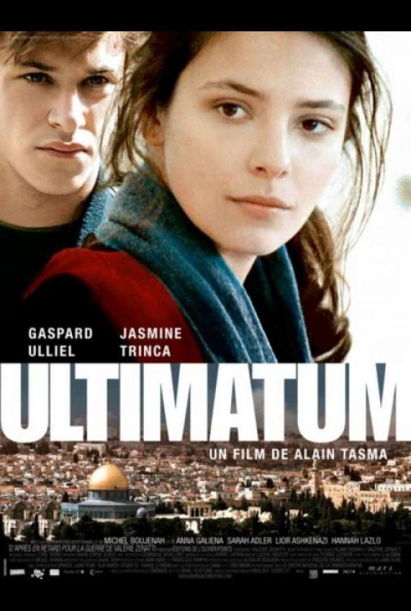 Ultimatum - Filmplakat (fr)