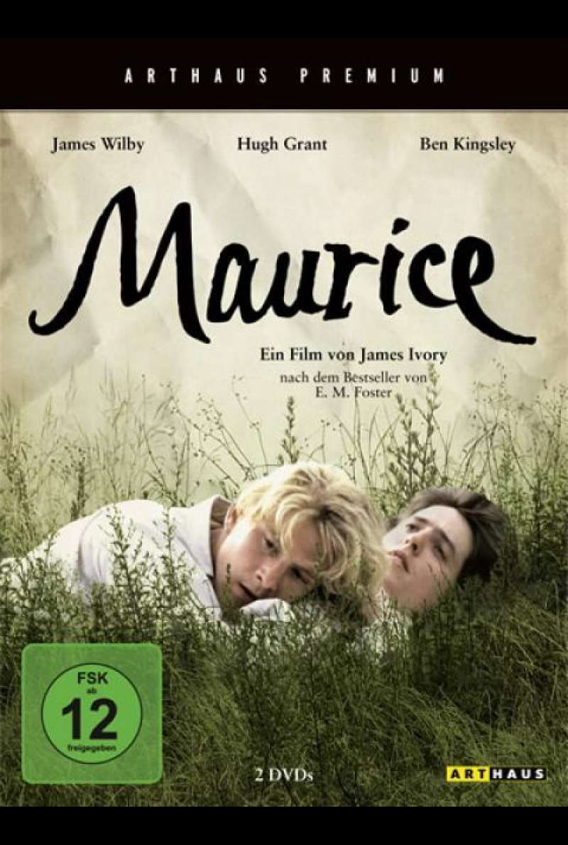 Maurice - DVD-Cover