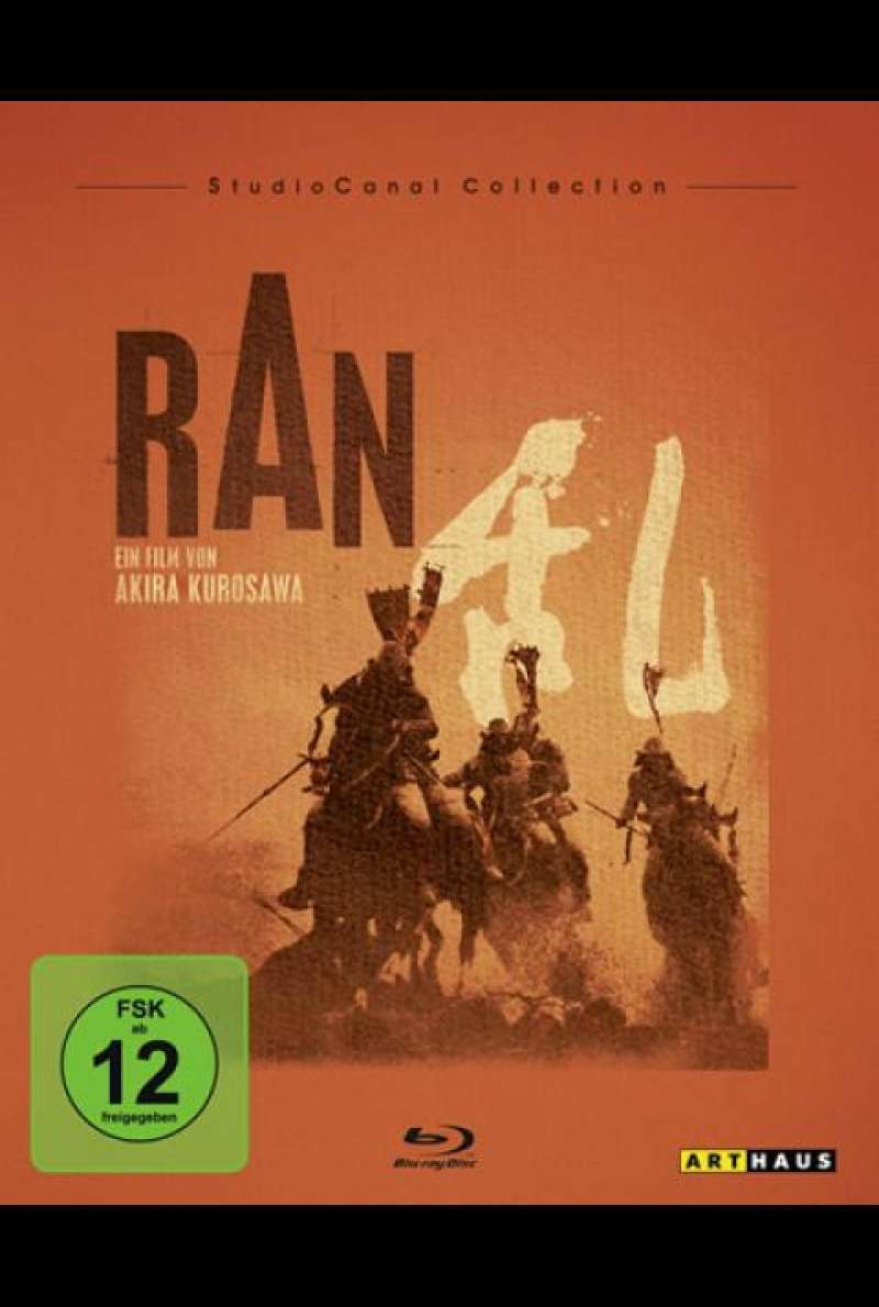 Ran - Bluray