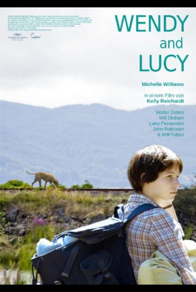 Wendy and Lucy - Filmplakat