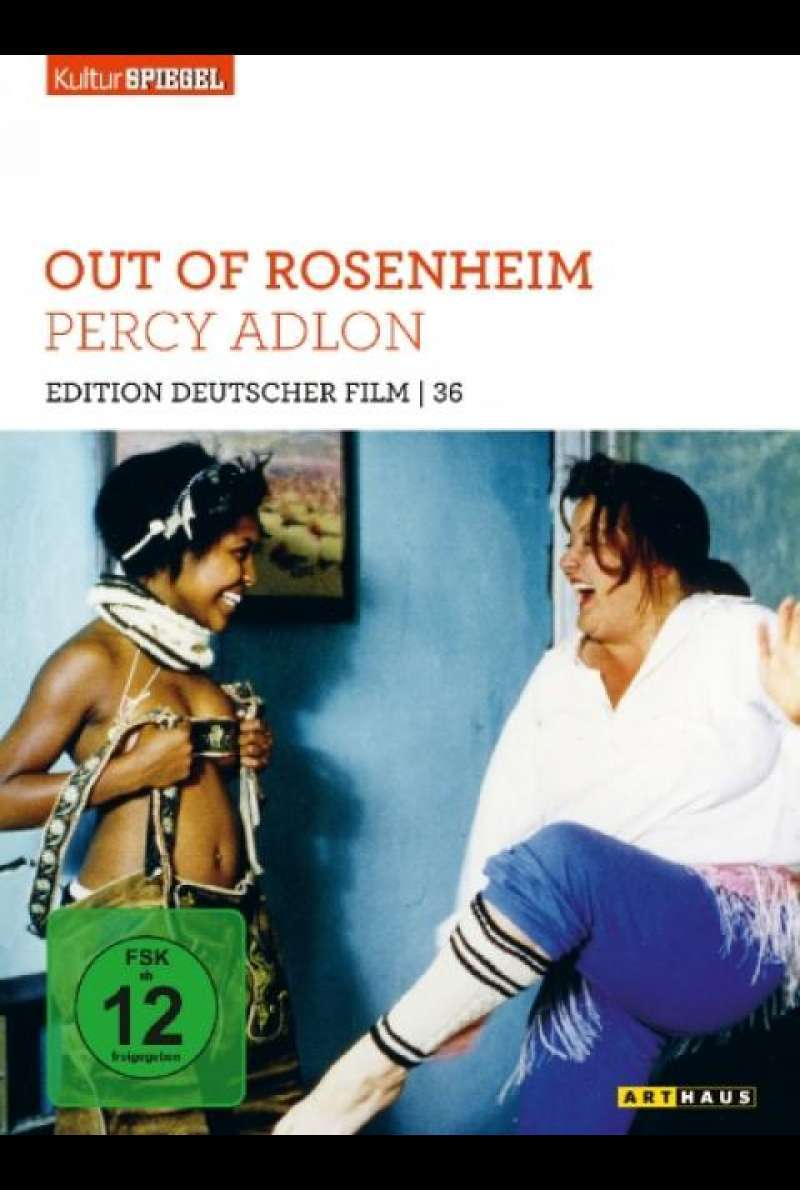 Out of Rosenheim - DVD-Cover (EDF)